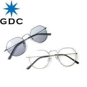 GDC ジーディーシー C37023 SUNGLASSES A サングラス A SUN GLASS BOSTON ボストン オーバル 丸メガネ メンズ レディース 2カラー|goldentijuana