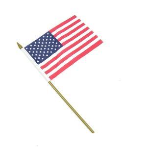 ROTHCO ロスコ MINI USA FLAG ミニ フラッグ 星条旗 旗 トリコロール メンズ レディース|goldentijuana