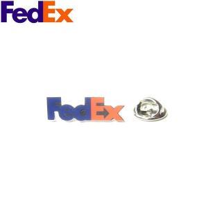 FEDEX フェデックス LOGO PIN BADGE LAPAEL PIN ロゴ ピンバッチ ラペルピン ピン バッチ メンズ レディース 海外限定|goldentijuana