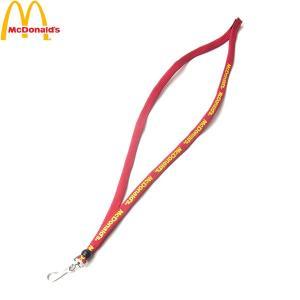 McDonald マクドナルド MC LANYARD ランヤード ネックピース ネックストラップ マック メンズ レディース レッド 海外限定|goldentijuana
