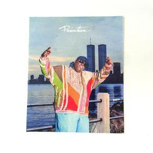 PRIMITIVE x Notorious B.I.G プリミティブ ノトーリアス BIGGIE ビギー STICKER ステッカー COLOR カラー PA16A002BZ|goldentijuana