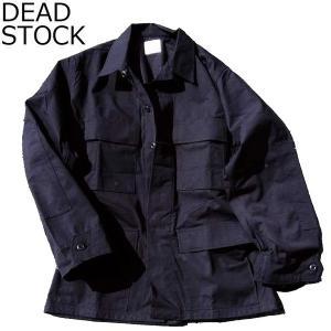 DEAD STOCK デッドストック BLACK 357 BDU SHIRTS ブラック357 BD...