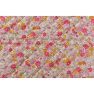 【生地】【布】切り売りキルティング 小花柄、小花群 38cm巾/ 50cm以上10cm単位で販売  ...