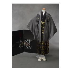 【レンタル】レンタル着物/ジュニア男児/羽織袴セット/卒業式/二分の一成人式|goldplants-et