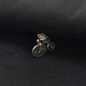 シルバー製 ペンダントヘッド 自転車型 goldplants-et