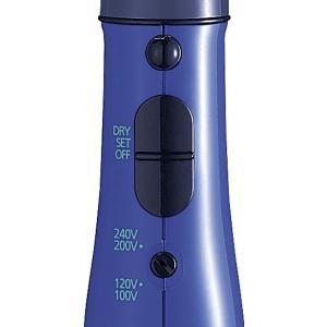 パナソニック くるくるドライヤーZIGZAG 紫 EH-KA50-V|goldriver