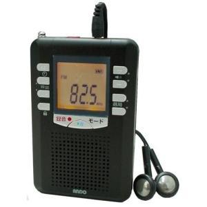 ANDO ラジオ RP13-453DZ goldriver