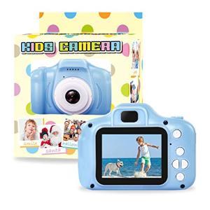 skedan 子供用カメラ キッズカメラ 1200万画素 自撮り 多機能 97g 軽量デジカメ 5000枚連続写真 トイカメラ 時限撮影 1 goldriver
