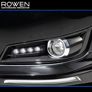 ROWEN ローウェン スバル LED フォグカバー LED 付 1S001I03# BM9 アプライドA B C Sパッケージ レガシィ|goldrush-store