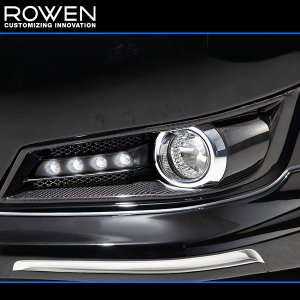 ROWEN ローウェン スバル LED フォグカバー LED 付 1S003I00# BMG/BM9/BMM アプライドD E レガシィ B4|goldrush-store