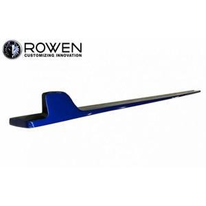 ROWEN ローウェン WRX STI VAB 2014.08〜2017.05 エアロ サイドアンダースポイラー 1S006J00 FRP 未塗装 ※個人宅不可|goldrush-store