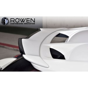 ROWEN ローウェン C-HR RR NGX50 / DAA-ZYX10 エアロ ルーフスポイラー 1T026R00 FRP 未塗装 ※個人宅不可|goldrush-store
