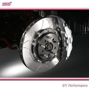 SUBARU スバル  STI パーツ WRX STI 型式 GV / GRB GRF フロント 6pot ブレンボ ブレーキキット 26100ZR000|goldrush-store