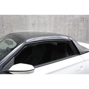 VARY ガレージベリー ホンダ S660 ハードトップ 660-003 外側: カーボン 室内側: 黒ゲルコートFRP ※個人宅不可|goldrush-store