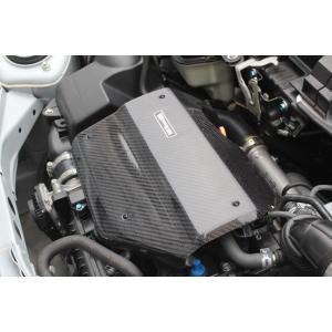VARY ガレージベリー ホンダ S660 エンジンフードカバー 660-017 綾織 カーボン goldrush-store