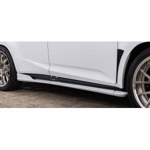 アーティシャンスピリッツ レクサス RX 300/450h 20系 MC後 2019.8発売モデル サイドアンダースポイラー 6P 未塗装 goldrush-store