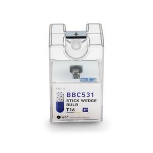 BREX ブレックス ledバルブ スティックウェッジバルブ T16 (1pc) BBC531|goldrush-store