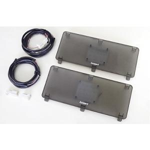 LEDバックドアランプ luxer1 ルクサーワン  プリウスα プリウスアルファ用  ZVW40/41 BDL-003W|goldrush-store