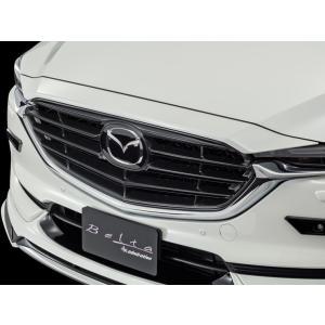 アドミレイション ベルタ CX-5 ( CX 5 ) KF フロント フェイス グリル 未塗装|goldrush-store
