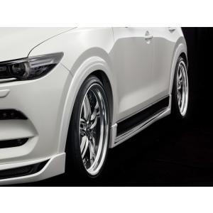 アドミレイション ベルタ CX-5 ( CX 5 ) KF オーバーフェンダー 未塗装|goldrush-store