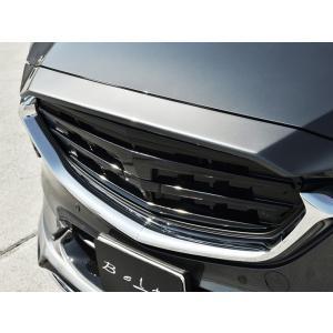 アドミレイション ベルタ CX-8 ( CX 8 ) KG フロントフェイス グリル [単色: ピアノブラック ] ※360°ビュー・モニター 装着用 goldrush-store