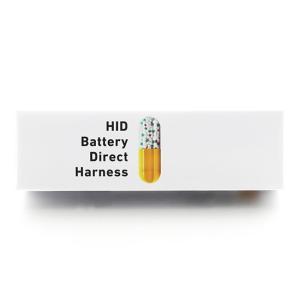 BREX ブレックス HID バッテリー ダイレクト ハーネス BYC350|goldrush-store