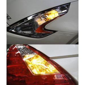 Central20 セントラル20 Zスポーツ フェアレディZ34 LEDウィンカー バルブセット KIT|goldrush-store