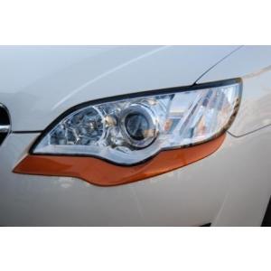 CTI レガシィ BP BL D型〜 (2.0GT 2.0R 2.0i) チークライン FRP オレンジ塗装 Ver.1|goldrush-store