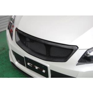 CTI レガシィ BR BM A〜C型用 フロントグリル FRP 未塗装|goldrush-store