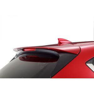 ダムド エアロ マツダ CX-5 KF系 DAMD ルーフスポイラー [カラー: スノーフレイクホワイトパールマイカ 25D ]|goldrush-store