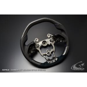 Grazio グラージオ 50系 プリウス インテリア ヘキサゴンスタイル ステアリング カーボンテックス goldrush-store
