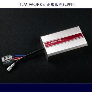 T.M.WORKS[TMワークス]  Ignite VSD alpha 16V 本体 のみ(ハーネス別売)TMワークス|goldrush-store