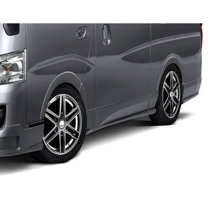 IMPUL インパル NV350 キャラバン E26 前期 フェンダートリム ※インパルエアロ専用パーツ|goldrush-store