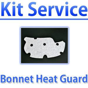 Kit Service ボンネットヒートガード  フォレスター  型式:SJ 用 NA車用 キットサービス goldrush-store