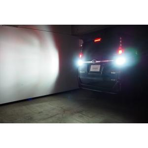 Junack LEDIST バックランプ T16 エスクァイア VOXY80  左右 2個セット LBB1|goldrush-store