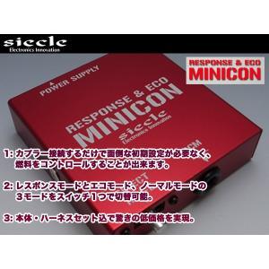 ミニコン MINICON シエクル H2A|goldrush-store