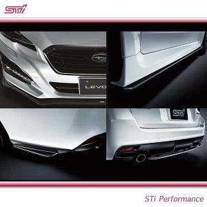 SUBARU スバル STI パーツ LEVORG レヴォーグ 型式 VM STIスタイルパッケージ (Dタイプ〜, GT/GT-S用) P0017VA560 スバル純正|goldrush-store