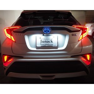 Junack ジュナック LED リフレクター C-HR ( C HR ) ZYX10/NGX50 (2016.12発売モデル) トヨタ RFL-T10 調光回路付|goldrush-store