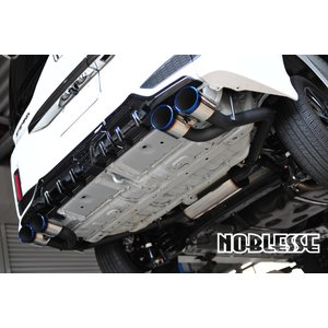 ノブレッセ  RP ステップワゴン SPADA 前期用 左右4本出し マフラー タイプS02 STDステン 2WD ガソリン車|goldrush-store
