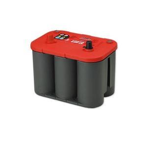 OPTIMA BATTERIE オプティマ バッテリー  RedTop レッドトップ  RT1050S-L 120D26L|goldrush-store