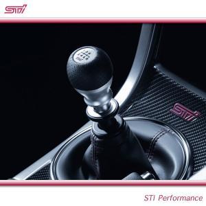 SUBARU スバル  STI パーツ WRX STI 型式 VA シフトノブ 6MT SG117AJ010 スバル純正|goldrush-store