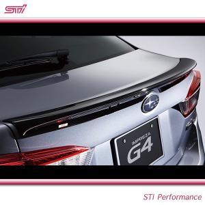 SUBARU スバル  STI パーツ インプレッサ 4ドア 型式 GK G4用 トランクリッドスポイラー SG517FL300 スバル純正|goldrush-store