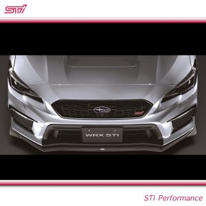 SUBARU スバル STI パーツ WRX STI 型式 VA フロントアンダースポイラー ( D タイプ〜 ) SG517VA030 スバル純正|goldrush-store
