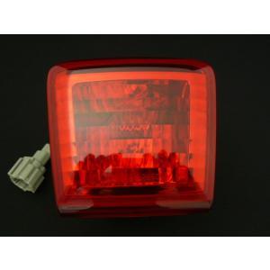 シックスセンス 60 ハリアー リアハーフスポイラー専用 センター バックフォグ ランプ ( ハロゲン ) goldrush-store