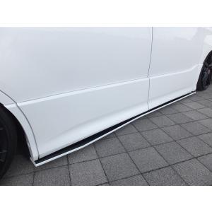 シックスセンス 80 VOXY ヴォクシー V / X 用 後期 サイドフラップ FRP 未塗装|goldrush-store