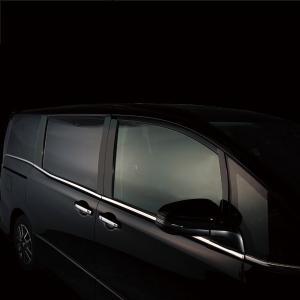 シックスセンス 80 VOXY ヴォクシー 後期 ウインドートリム|goldrush-store