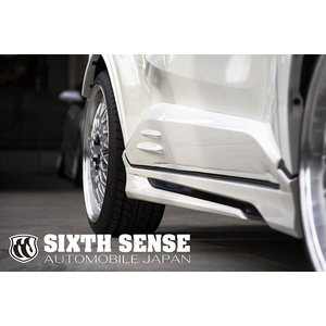 シックスセンス C-HR ( CHR ) サイドドアパネル ABS製 素地 未塗装 goldrush-store