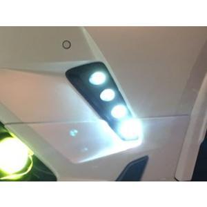 シックスセンス C-HR ( CHR ) LED デイランプ KIT FRP 未塗装|goldrush-store