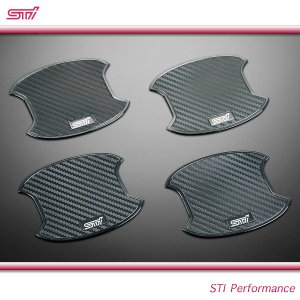 SUBARU スバル STI パーツ LEVORG レヴォーグ 型式 VM ドアハンドルプロテクター ST91099ST020|goldrush-store