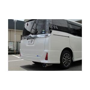 柿本 マフラー トヨタ ヴォクシー ZS 2WD 〈DBA-ZRR80W〉 T443132 goldrush-store